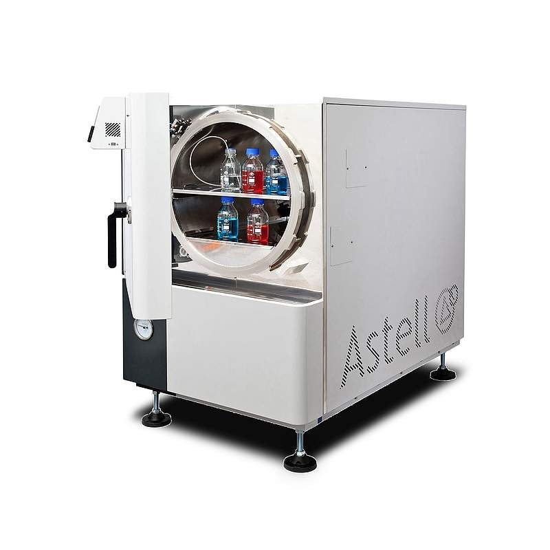 ASB300 + Fan Cooling Autoclave from Astell Scientific