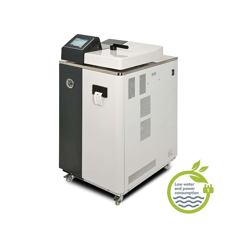 Astell Scientific's Top Loading Compact Autoclave