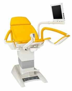 Sonologic's Gracie SD Gynecological Chair