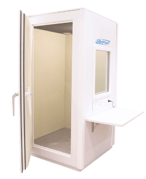 S40 Audiometric Test Booth from Sibelmed