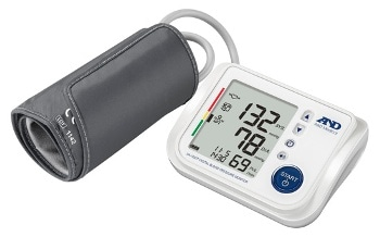 UA-1030T Advanced Premier Talking Blood Pressure Monitor from A&D Medical