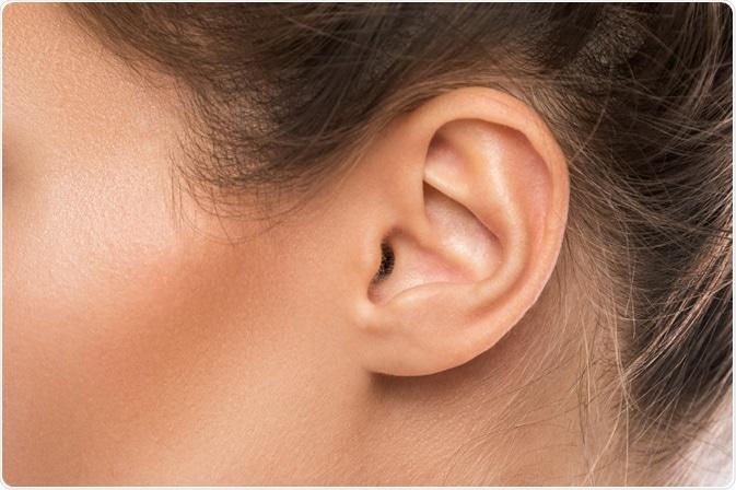 tengo una amigdala inflamada y me duele el oido