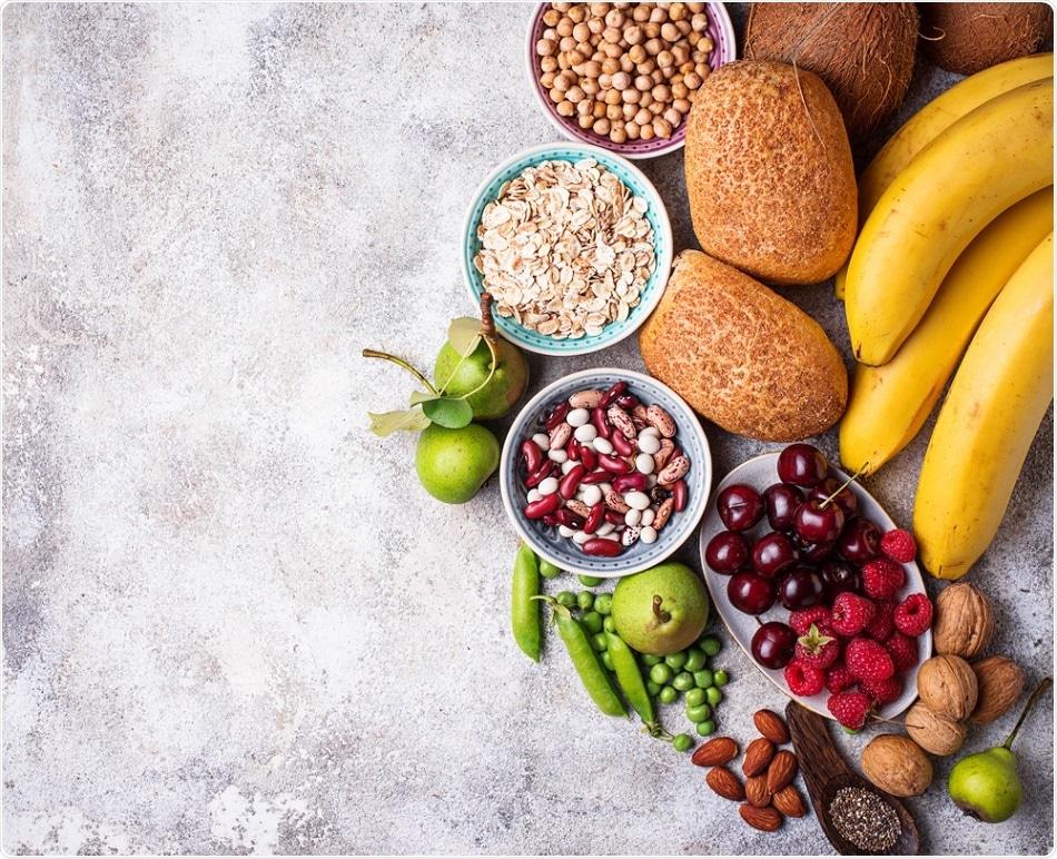 Increased intake of dietary fiber lowers risk of hypertension and type 2 diabetes