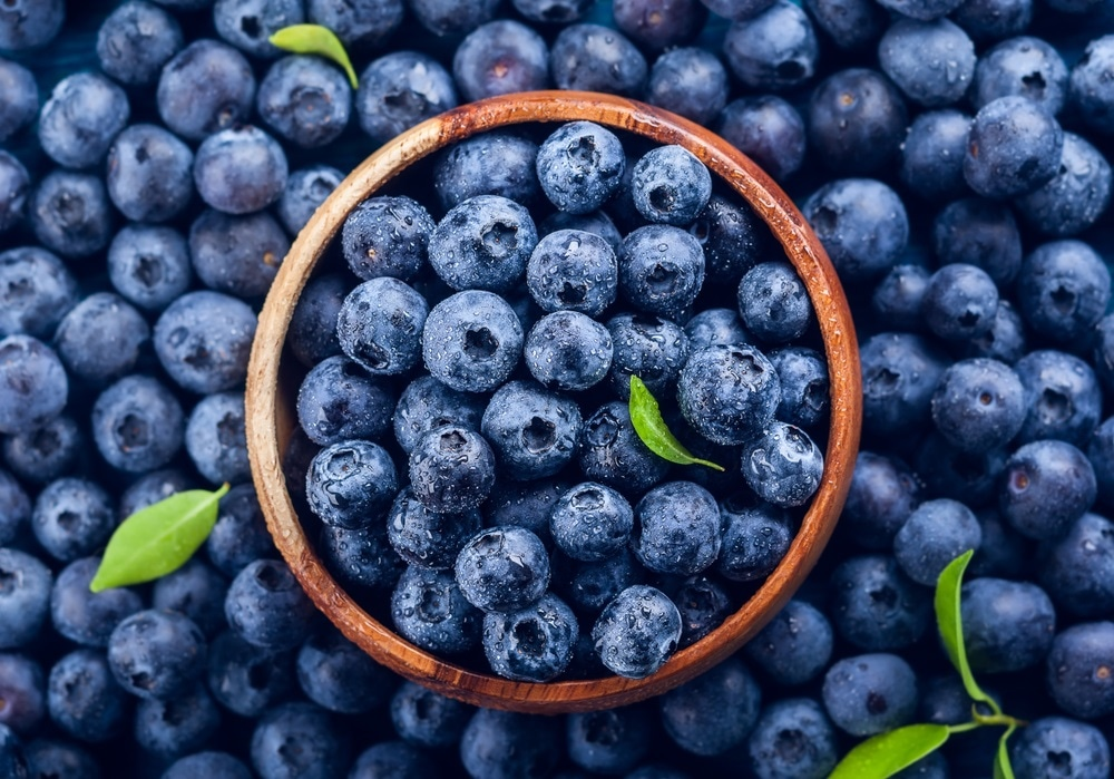 Cardiovascular Benefits of Blueberries