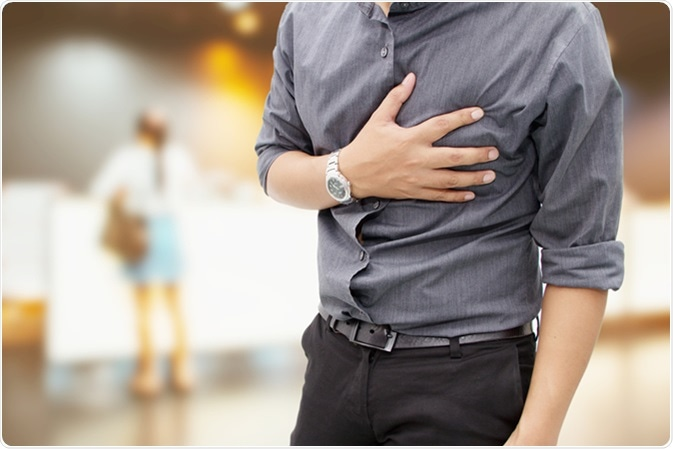 Reducing Chest Pain Caused by Anxiety