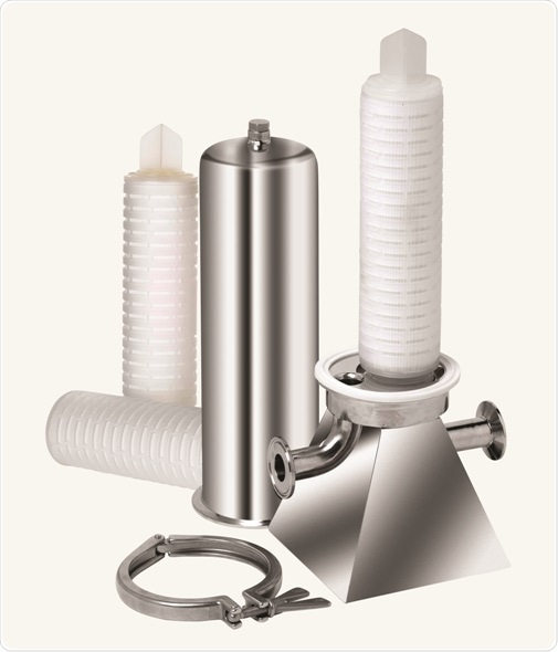 Amazon Filters offers innovative filtration housings for API