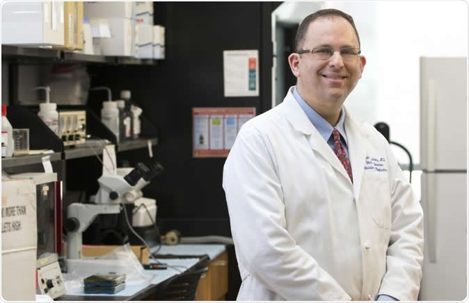 Joshua Lipschutz, M.D., director of the Nephrology Division at the Medical University of South Carolina