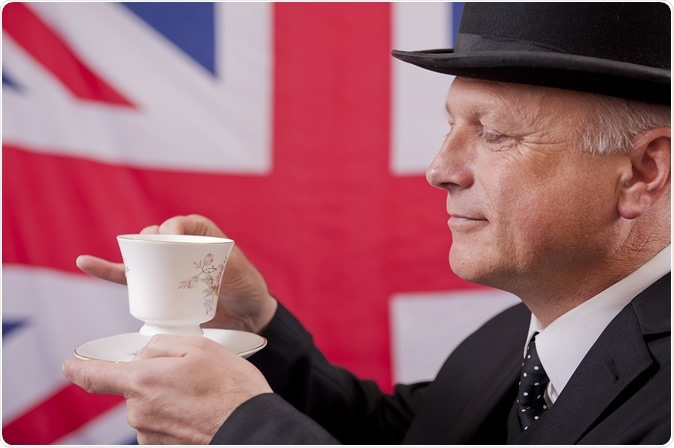 Tea improves brain circuits, structure and memory