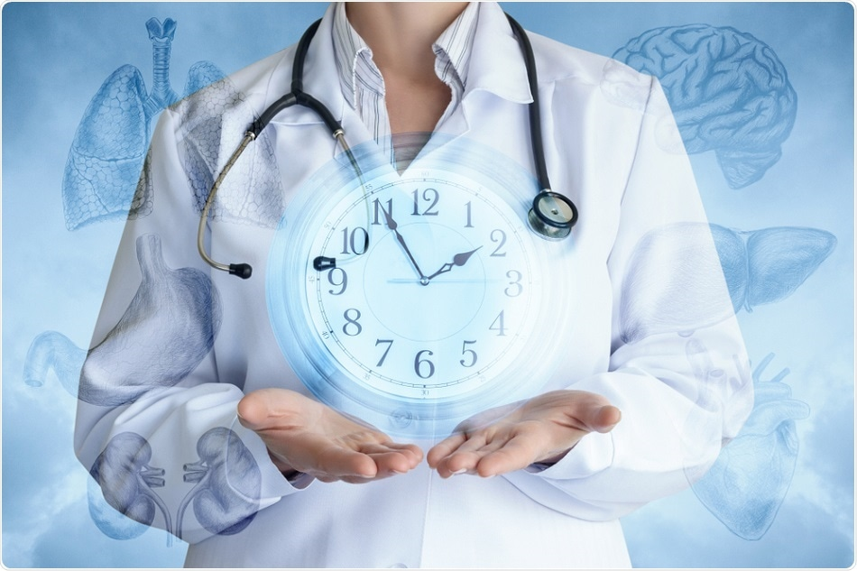 Biological clock responds positively to stress