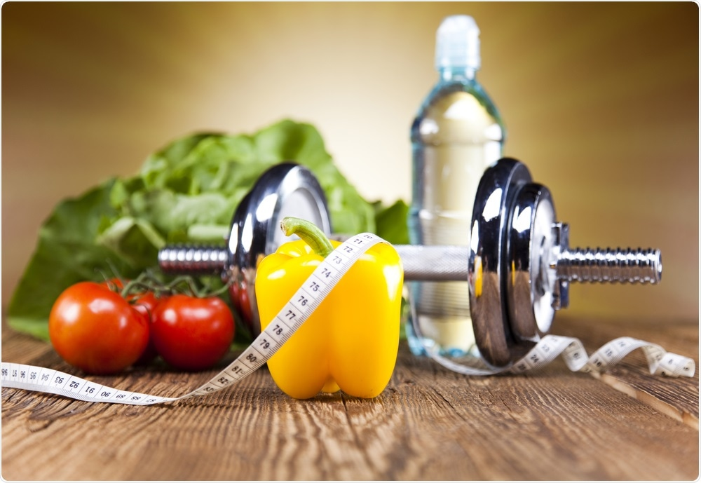 Lifestyle factors include diet, exercise, water intake and salt intake