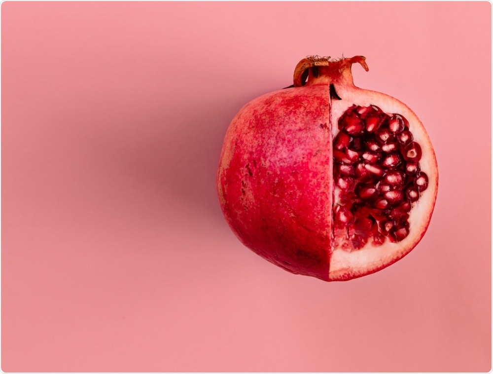 Photo of a pomegranate - by Zamurovic Photography