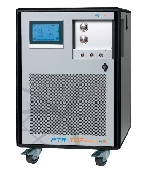 High-Performance PTR-TOF-MS — Trace VOC Analyzer