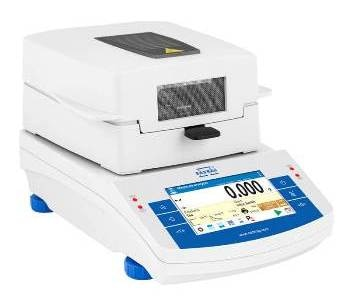 Moisture Analyzers for Quick Determination of Moisture Content