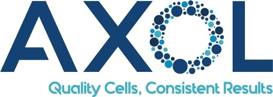 Axol Bioscience Ltd logo.