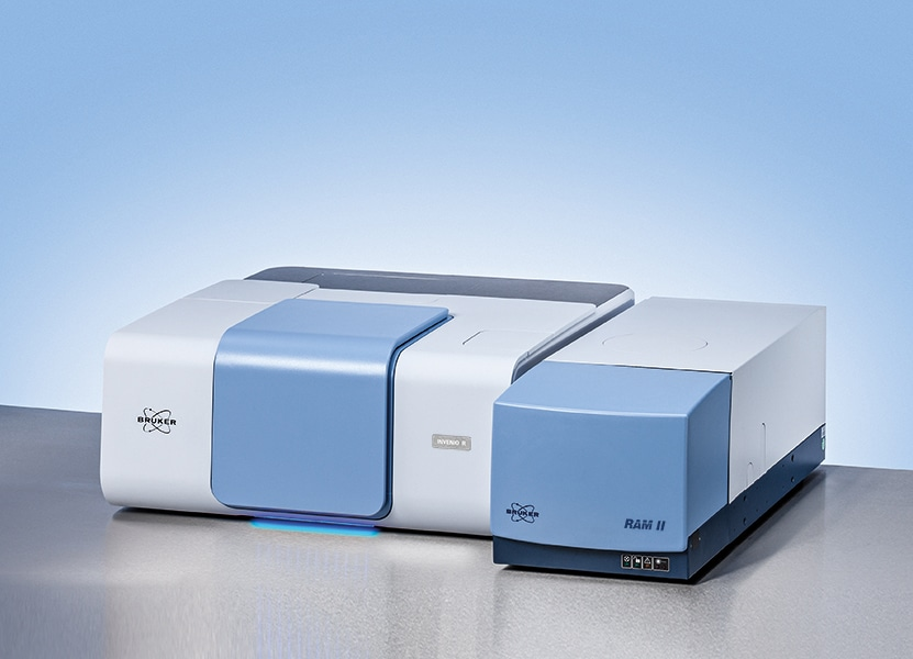 Flexibility with the Dual Channel RAM II FT-Raman Module from Bruker