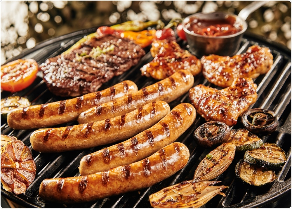 Red and processed meat has been linked to colorectal cancer