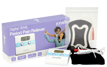 Period Pain Reliever from Kinetik Wellbeing
