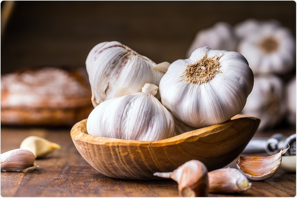 Garlic oil and clove oil were found to be more effective at lowering the bacterial burden in food than chemical antibiotics.