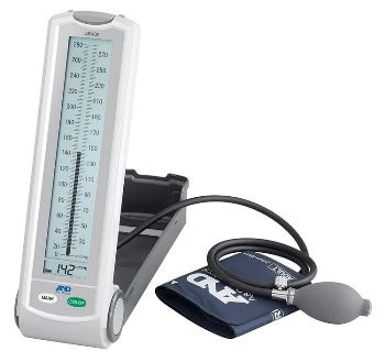 Mercury-Free Sphygmomanometers for Blood Pressure Measurement