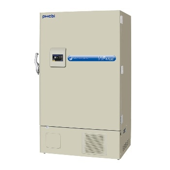 An Upright Ultra Low Temperature Freezer for Maximum Storage: MDF-DU900V-PE VIP