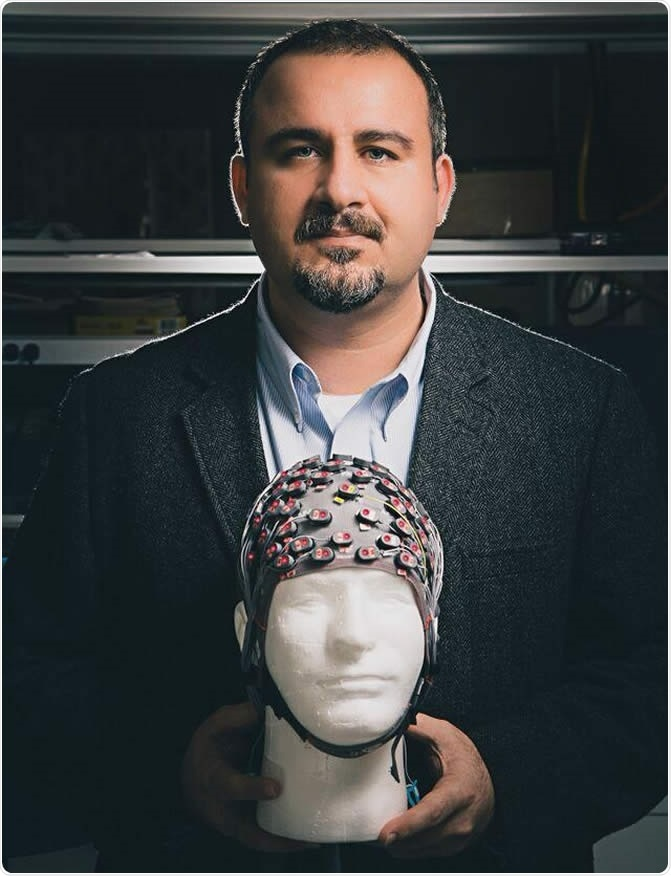 Nuri Ince, associate professor of biomedical engineering at the University of Houston. Image Credit: University of Houston