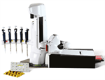 Checking Pipette Calibration with the Andrew CaliBro Liquid-Handling Robot