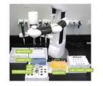 Automating the Bradford Method with a Pipetting Robot
