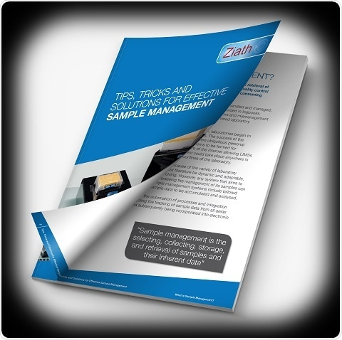 Ziath sample management eBook