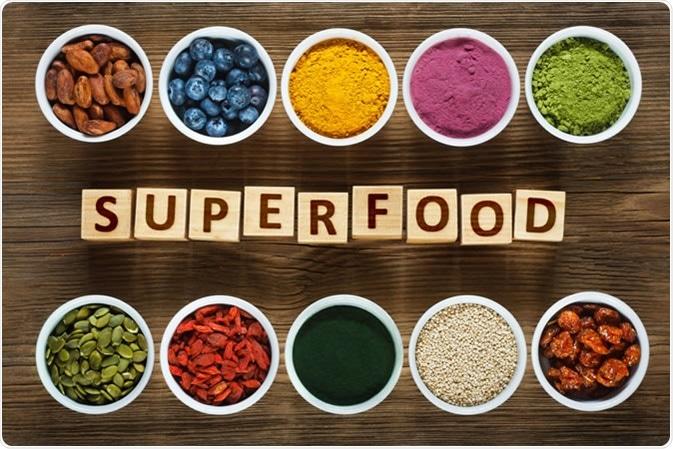 Superfood - Image Credit: Evan Lorne / Shutterstock