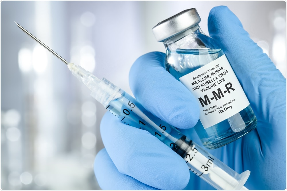 MMR vaccine could protect against COVID-19