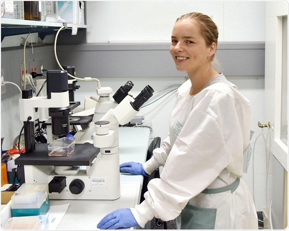 Centenary Institute's cancer researcher offers sage advice for aspiring female scientists
