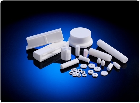 Effective Porous Plastic Filters For Respiratory Devices