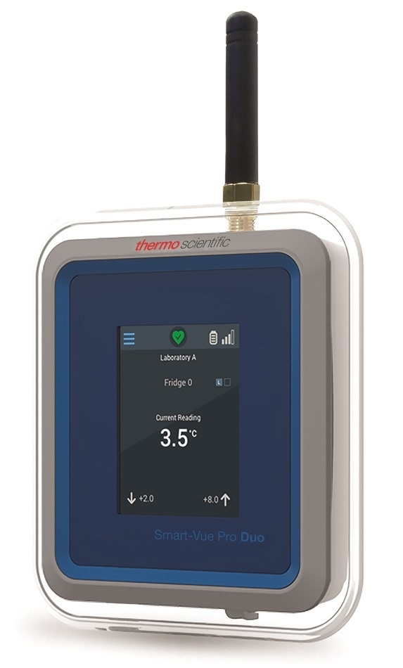 Thermo Scientific Smart-Vue Pro Remote Monitoring Solution supports optimal sample safety and integrity