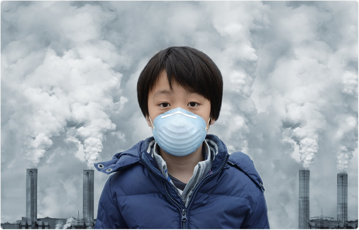 Air pollution, SARS-CoV-2 transmission, and COVID-19 outcomes: A state-of-the-science review of a rapidly evolving research area. Image Credit: Hung Chung Chih / Shutterstock