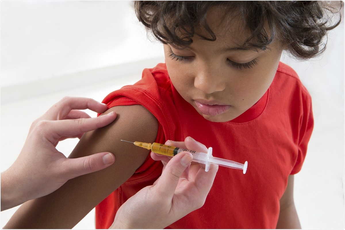 Viewpoint - Should We Mandate a COVID-19 Vaccine for Children? Image Credit: JPC-PROD / Shutterstock