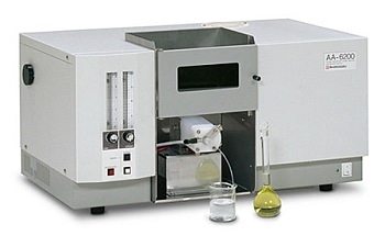 AA-6200 Atomic Absorption Spectrophotometer