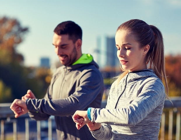 Fitness tracker devices show potential as predictors of flu outbreaks