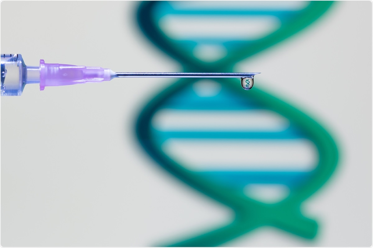 Study: Preclinical study of DNA vaccines targeting SARS-CoV-2. Image Credit: phichak / Shutterstock