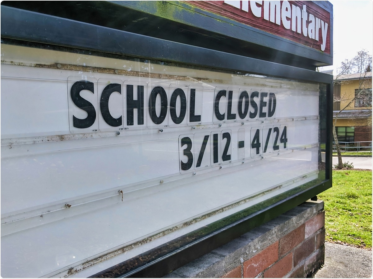 Study: Safely Reopening K-12 Schools During the COVID-19 Pandemic. Image Credit: Colleen Michaels / Shutterstock