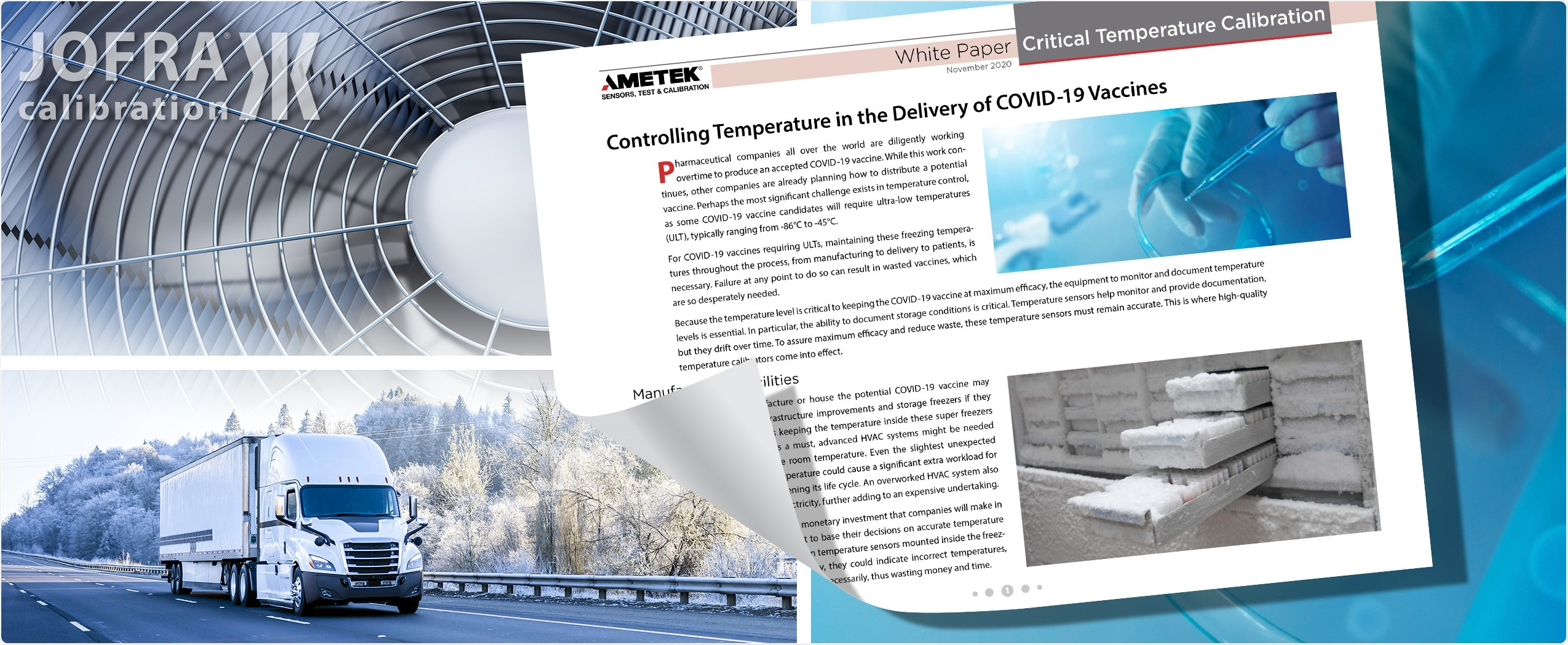 Controlling Temperature in the Delivery of COVID-19 Vaccines – News-Medical.Net