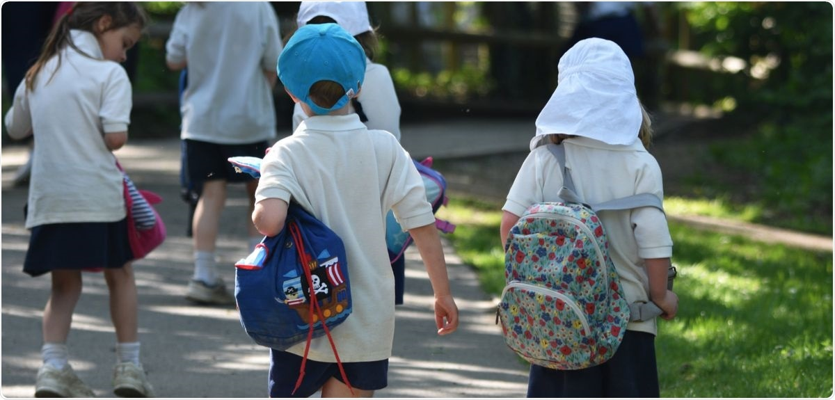 Return to school improves mental health of children