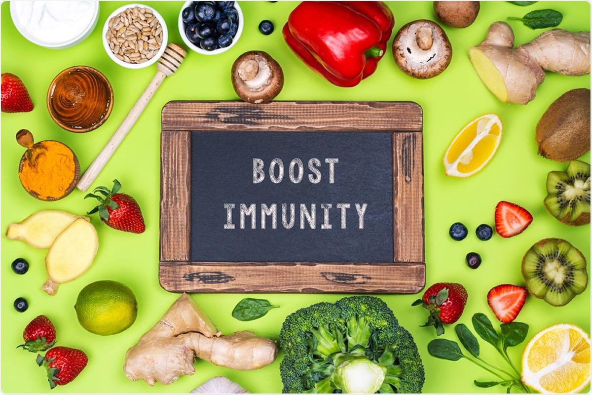 Estudio: COVID-19: ¿tiene algún papel la inmunonutrición, especialmente en los mayores de 65 años?  Haber de imagen: Ekaterina Markelova / Shutterstock