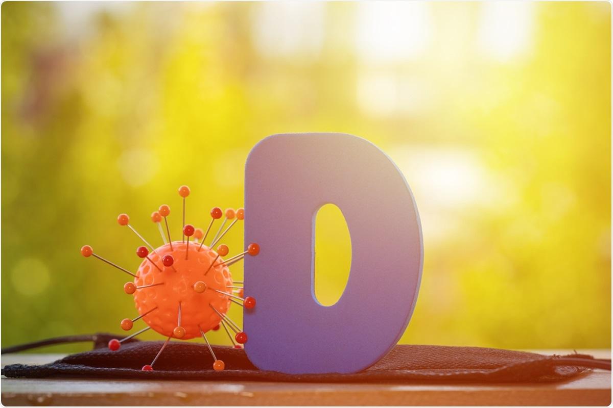 Estudio: Evitación de la deficiencia de vitamina D para frenar la pandemia de COVID-19.  Haber de imagen: Alrandir / Shutterstock