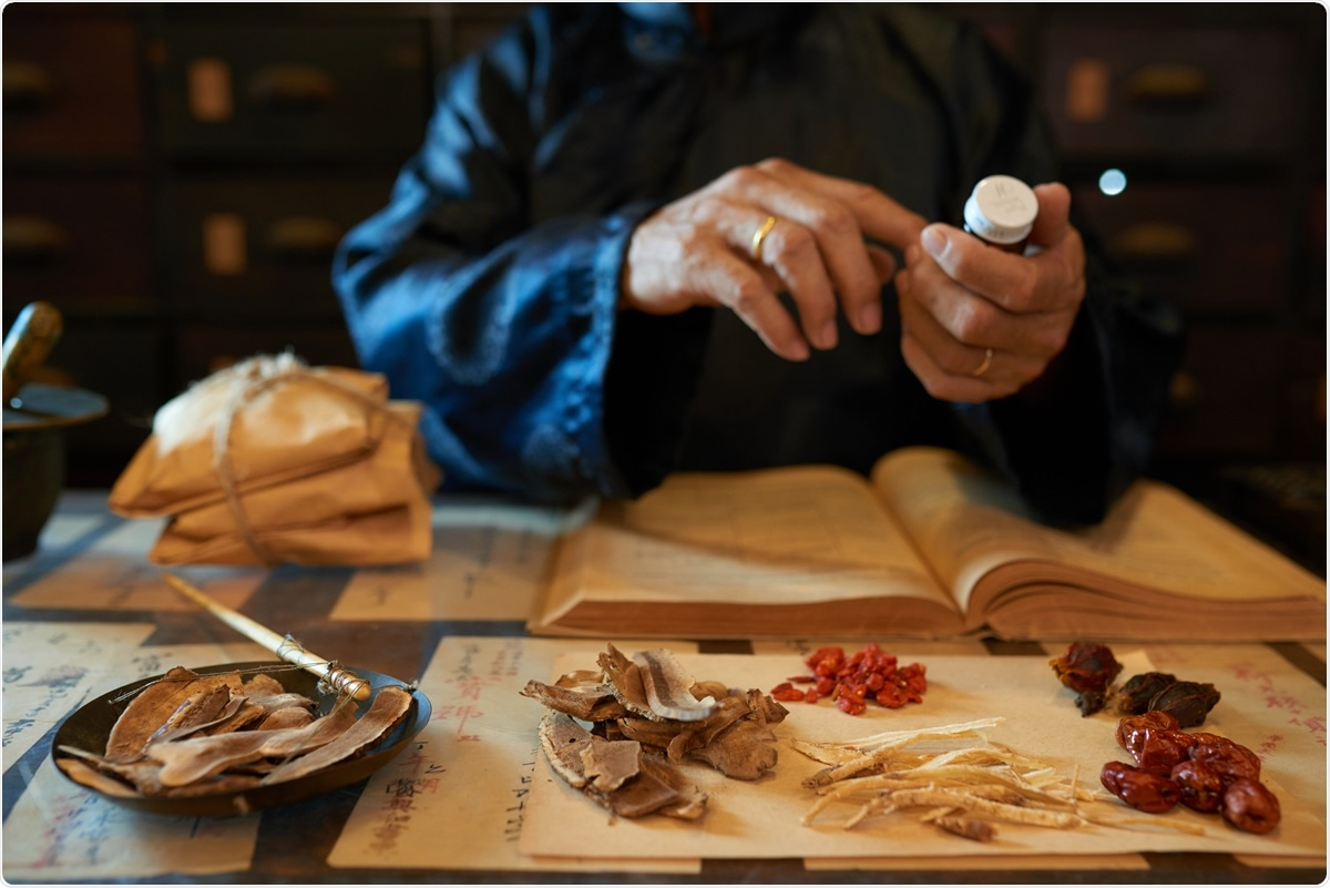 Study: Traditional Chinese herbal medicine at the forefront battle against COVID-19: Clinical experience and scientific basis. Image Credit: Dragon Images / Shutterstock
