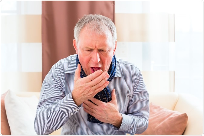 Trials show new drug can ease symptoms of chronic cough. Image Credit: Kzenon / Shutterstock
