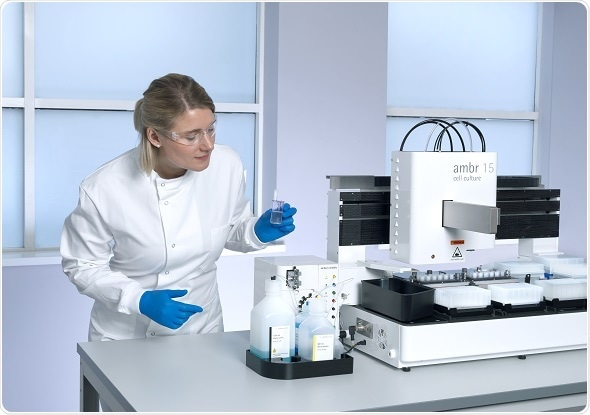 Sartorius launches BioPAT Spectro for use with ambr systems and BIOSTAT STR