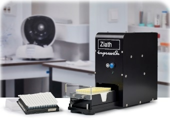 Ziath ImpressiOn semi-automatic sealer
