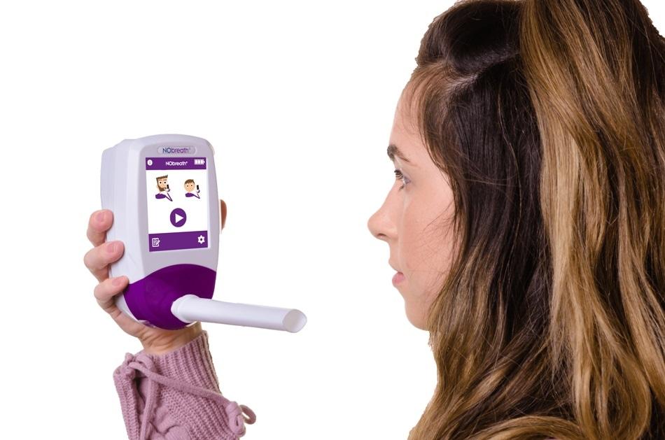 Les tests respiratoires FeNO pourraient-ils fournir un indicateur précoce de Covid-19?