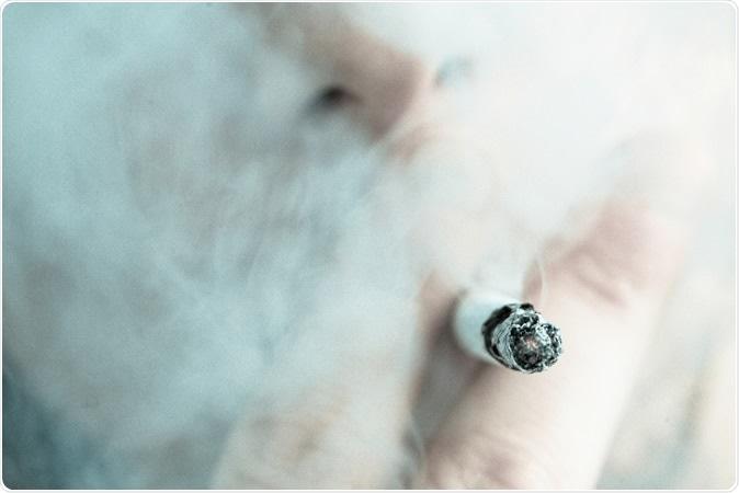 Étude: Le tabagisme est associé à la progression de COVID-19: une méta-analyse. Crédit d'image: Wavebreakmedia / Shutterstock