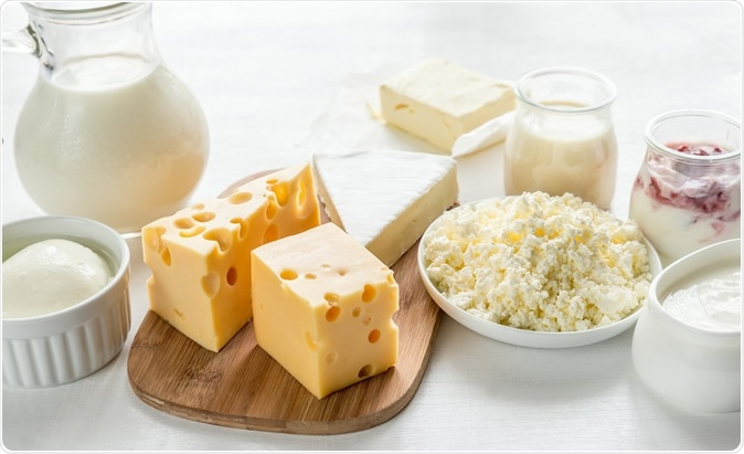 Study: Association of dairy consumption with metabolic syndrome, hypertension and diabetes in 147,812 individuals from 21 countries . Image Credit: Alexander Prokopenko / Shutterstock
